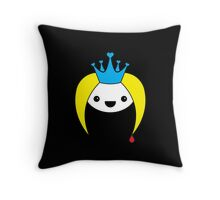 Cute Carrie (Stephen King) Throw Pillow