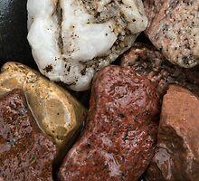 Wet Rocks taken at 3200 iso by susan stone