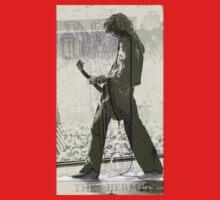 Jimmy Page - The Hermit Tarot Kids Tee