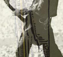 Jimmy Page - The Hermit Tarot Sticker