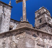 San Javier Mission, Mexico by fearonwoodphoto
