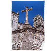 San Javier Mission, Mexico Poster