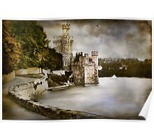 Blackrock Castle Poster