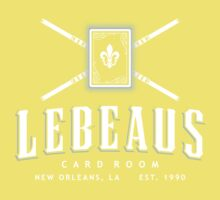 Lebeau's Card Room - New Orleans, LA Kids Clothes