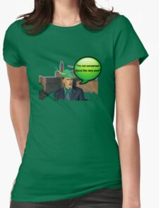Mitt Romney i'm not concerned about the very poor robin hood 2012 T-Shirt