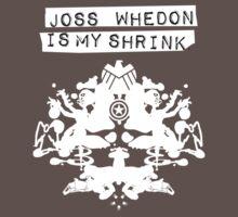 """Joss Whedon Is My Shrink"" - Light One Piece - Short Sleeve"