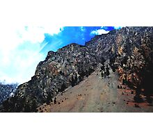 Mountain Photographic Print