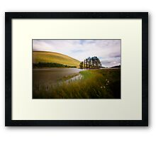 Beacons Reservoir Framed Print
