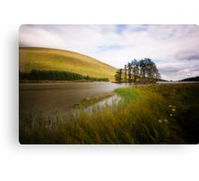 Beacons Reservoir Canvas Print
