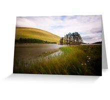 Beacons Reservoir Greeting Card