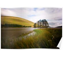 Beacons Reservoir Poster