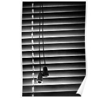 Closed Blinds Poster