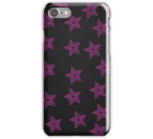 Pink Stars iPhone Case/Skin