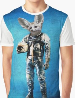 Fennec the captain Graphic T-Shirt