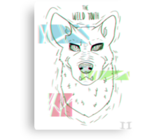 The Wild Youth Canvas Print