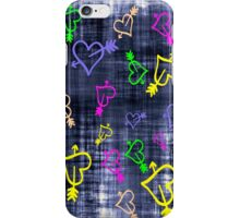 Hearts & Arrows iPhone Case/Skin