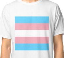 Transgender flag Classic T-Shirt