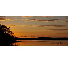 Lake Weyba Photographic Print