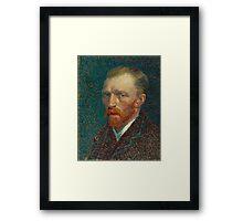 Vincent van Gogh Self-Portrait (1887) Framed Print
