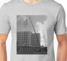 On the road Atros - Music in the highest Unisex T-Shirt