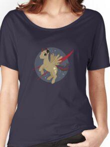 JPL Mohawk Pony Women's Relaxed Fit T-Shirt