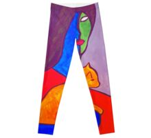 Watchful Eyes Leggings
