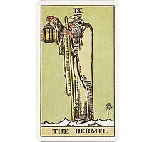 Tarot - The Hermit Photographic Print