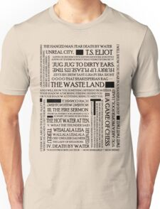 The Waste Land Unisex T-Shirt