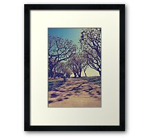 When You Feel You've Lost Your Way Framed Print