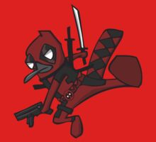 Deadperry the Platypool by avokes