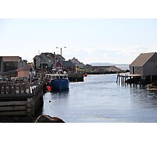 Peggy's Cove Photographic Print