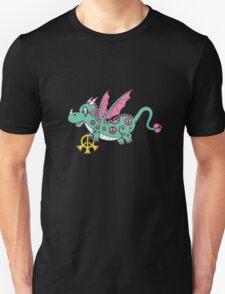 Pepper The Peace Dragon Unisex T-Shirt