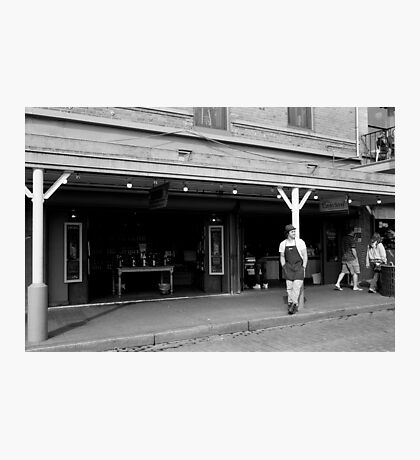 Seattle Pike Place Market Photographic Print