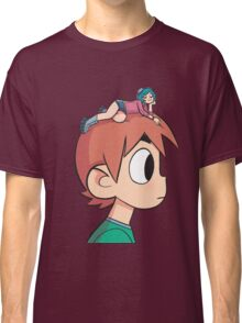 Ramona on the Mind Classic T-Shirt