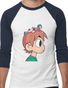 Ramona on the Mind Men's Baseball ¾ T-Shirt