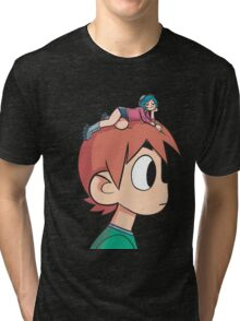 Ramona on the Mind Tri-blend T-Shirt
