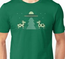 Merry Abduction Unisex T-Shirt