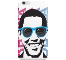 Cool Obama 2012 T Shirt iPhone Case/Skin