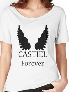 Castiel Forever Women's Relaxed Fit T-Shirt