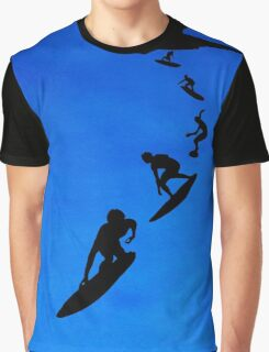 Sky surfers Graphic T-Shirt