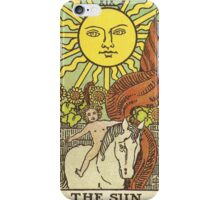 Tarot - The Sun iPhone Case/Skin