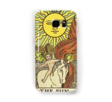 Tarot - The Sun Samsung Galaxy Case/Skin