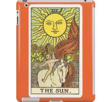 Tarot - The Sun iPad Case/Skin