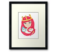 Child of light Framed Print