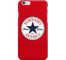 Obama Forward 2012 T Shirt iPhone Case/Skin