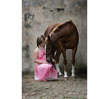 Soft Secrets Photographic Print