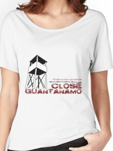 Close GITMO Women's Relaxed Fit T-Shirt