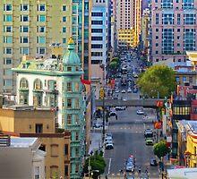 Kearny Street by David Denny