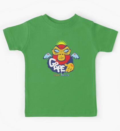 Animal Kingdom - Go Ape Kids Tee