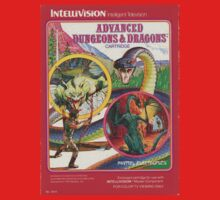 Advanced Dungeons & Dragons Cartridge by mrwuzzle